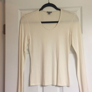 Ann Taylor long sleeve knit top size XS